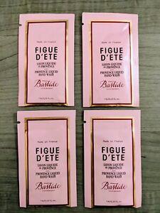 Bastide Figue d'Ete Artisanal Aix en Provence Liquid Hand Wash Fig Scented Soap