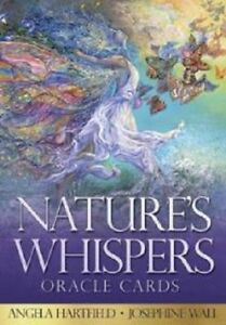 Nature's Whispers Oracle Cards by Josephine Wall and Angela Hartfield