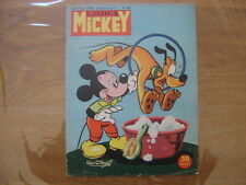 1955 Le Journal de MICKEY nouvelle serie numero 183