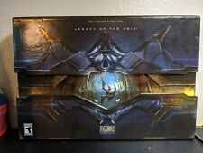 Starcraft 2 II, Legacy of the Void [Collector's Edition] No Game