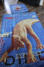 Dinosaurier Kinder-Bettwäschegarnituren aus 100% Baumwolle für Jungen & Mädchen