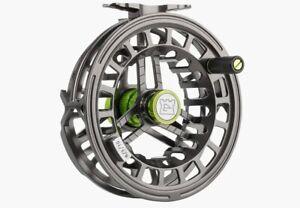 NEW Hardy Ultradisc UDLA Fly Fishing Reel HREUDGM060 4000 Gun Metal Green