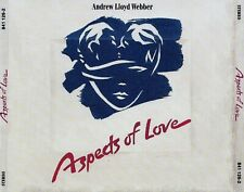 ASPECTS OF LOVE - BY ANDREW LLOYD WEBBER / 2 CD-SET - TOP-ZUSTAND