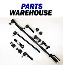 11 Piece Kit Ball Joints Tie Rods Pitman Arm For Ford F150 2Wd BRAND NEW