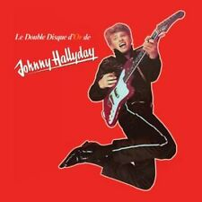 CD Le double disque d'or de Johnny Hallyday / 60's French Rock / IMPORT