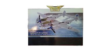 "CORGI LOCKHEED P-38J LIGHTNING ""PAT.III"" Col O Taylor ITALY JULY 1944 AA36607"