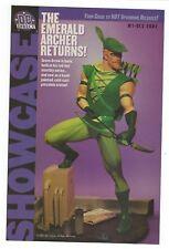 DC Direct SHOWCASE #1 Green Arrow  DC Comics 2001 - Comic book shop Promo.