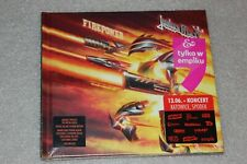 Judas Priest - Firepower (Deluxe Edition) CD NEW SEALED