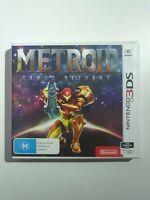 Metroid Prime Samus Returns Nintendo 3DS PAL AUS