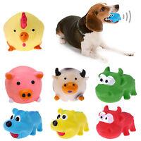 Puppy Pet Dog Dental Teething Healthy Teeth Chew Training Play Toy Animal Shape