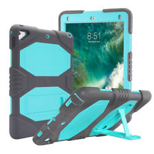 Прочный защитный чехол для Apple iPad 5 6 -го поколения 9.7 ударопрочный жесткий стойка