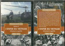 DVD - L' ENFER DU VIETNAM : LA GUERRE D' INDOCHINE 1954 - 1975 / NEUF EMBALLE
