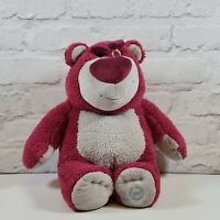 Disney Toy Story Lotso Huggin Strawberry Bear Soft Stuffed Plush Animal Toy