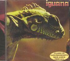 IGUANA - S/T 72 UK BLUESY PROGRESSIVE JAZZ ROCK SOLE ALBUM w/ DON SHINN SEALD CD