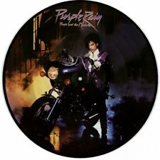 Purple Rain [Picture Disc] by Prince and the Revolution (Vinyl LP) - VG