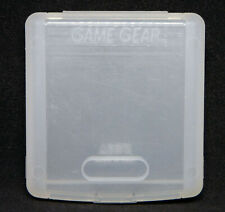 SEGA Game Gear Cartridge Schutzhülle / Game Case / Protector