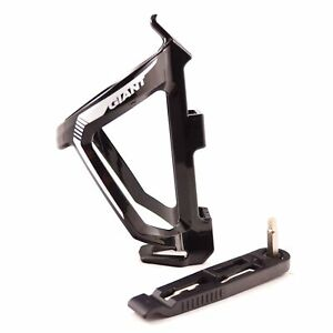 Giant Proway Stash Water Bottle Cage With Mini tools Ratchet Wrench Black&White