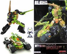 Transformers Masterpiece Maketoys MTRM-04 Ironwill aka MP Hardhead MISB