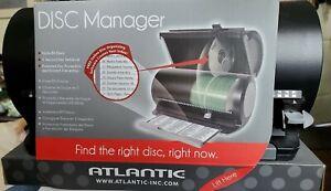 Atlantic Disc Manager 80 CD DVD Storage Drum Organizer
