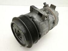 COMPRESSORE clima compressore clima per FIAT GRANDE PUNTO 199 06-10 1,3 JTD 66kw
