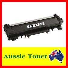 1x TN2450 W/CHIP Toner for Brother HL-L2350DW HL-L2375DW HL-L2395DW MFC-L2710DW