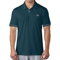 Adidas Golf Men's Advantage Solid Polo Shirt,  Brand NEW