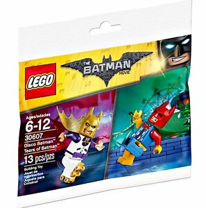Lego® - 30607 - Disco Batman - Tears of Batman Polybag - The Lego Batman Movie