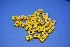 LEGO 30 Technik Technic Lochstein Lochbalken 1x2 3700 370024 gelb | yellow brick