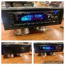 New Listingold school car audio! Kenwood Excelon Kdc-x811 Mask Cd Receiver,rare,sq,lpf,4v