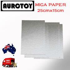 5X Paper 25X15CM Insulation for Rework Station Hot air Gun Heating Element OZ