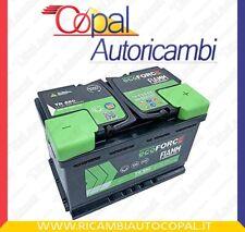 BATTERIA AUTO FIAMM TR680 ecoFORCE AGM AFB START&STOP - 70Ah 680A POSITIVO DX +