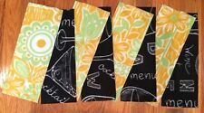 Fleece Inserts For Cloth Diapers NEW Medium Size Set of 8 Stay Dry Liners