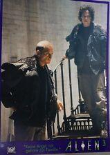ALIEN 3 1992: German Promo mini Poster Troy & Ripley  29.5cm x 21cm