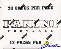 2016 Panini Football EXCLUSIVE Factory Sealed HUGE JUMBO FAT Pack Box-240 Cards!