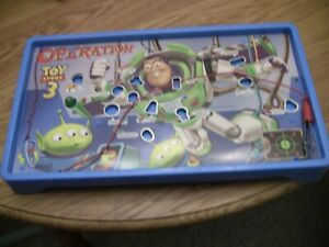 Operation Disney Toy Story 3 Replacement Parts-Funatomy Body Board Buzz