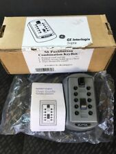 GE Supra Keysafe 01170 KeySafe Push-Button Key Box Safe Holds 5 keys NEW *