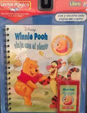 Lector Magico Disney's Winnie Pooh Spanish Version viaja con el viento