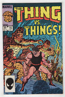The Thing #16 (Oct 1984 Marvel) Mike Carlin, Ron Wilson v