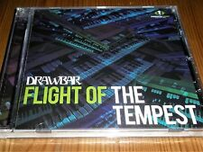 "DRAWBAR ""FLIGHT OF THE TEMPEST"" BRAND NEW FACTORY SEALED COUNTERPOINT 2008 CD"