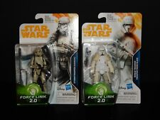 Star Wars Solo Force Link Mimban Stormtrooper & Range Trooper Action Figure