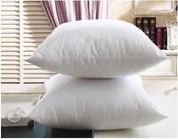 Sham Stuffer Square Cushion Throw Pillow Form Insert Polyester Hypoallergenic