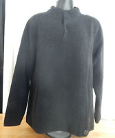 USED Men's Gerry 1/4 Snap 30+ UPF Protection Lightweight Pullover Jacket
