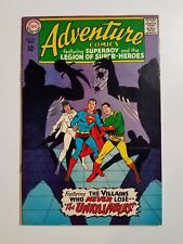"Adventure Comics #361 VF (DC,1967) ""The Unkillables!"" Phantom Girl, Ultra Boy!"