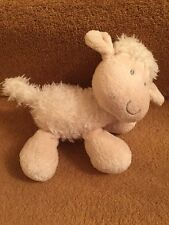 Mothercare Lamb Soft Toy Comforter