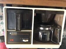 Vintage Black & Decker Spacemaker 10 Cup Electric Coffee Maker B3SDC1D