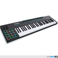 Alesis VI61 Advanced USB MIDI Keyboard, *Free* Ableton Live Lite