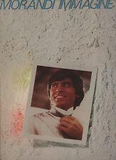 GIANNI MORANDI disco LP 33 giri IMMAGINE ITALIANA 1984 Amedeo Minghi De Gregori