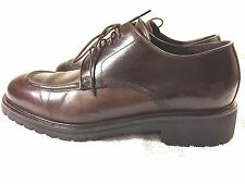 To Boot Adam Derrick mens brown leather shoes size 8 made in Italy
