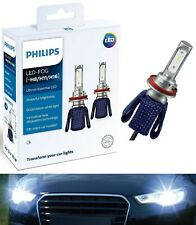 Philips Ultinon LED Kit 6000K White H11 Fog Light Two Bulbs Upgrade Replacement