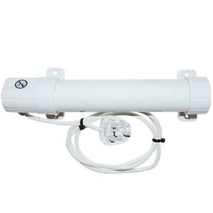 Hyco Tube Tubular heater 45W, 1ft, Garages, Sheds, Summerhouses or Greenhouses.